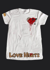 Image of The Love Hurts T-Shirt (Women's)