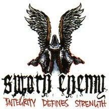 "Image of SWORN ENEMY ""Integrity Defines Strength"" CD"