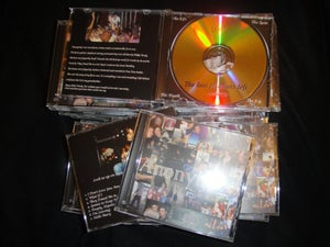"""Image of 2011 Cd """"Anonymity"""" SIGNED"""