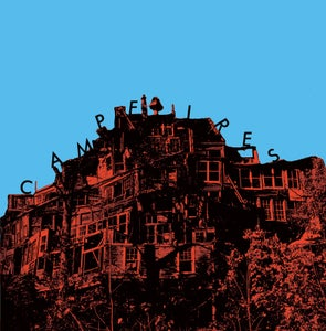 "Image of Campfires - Dusty Mansions 7"" (SPR002)"