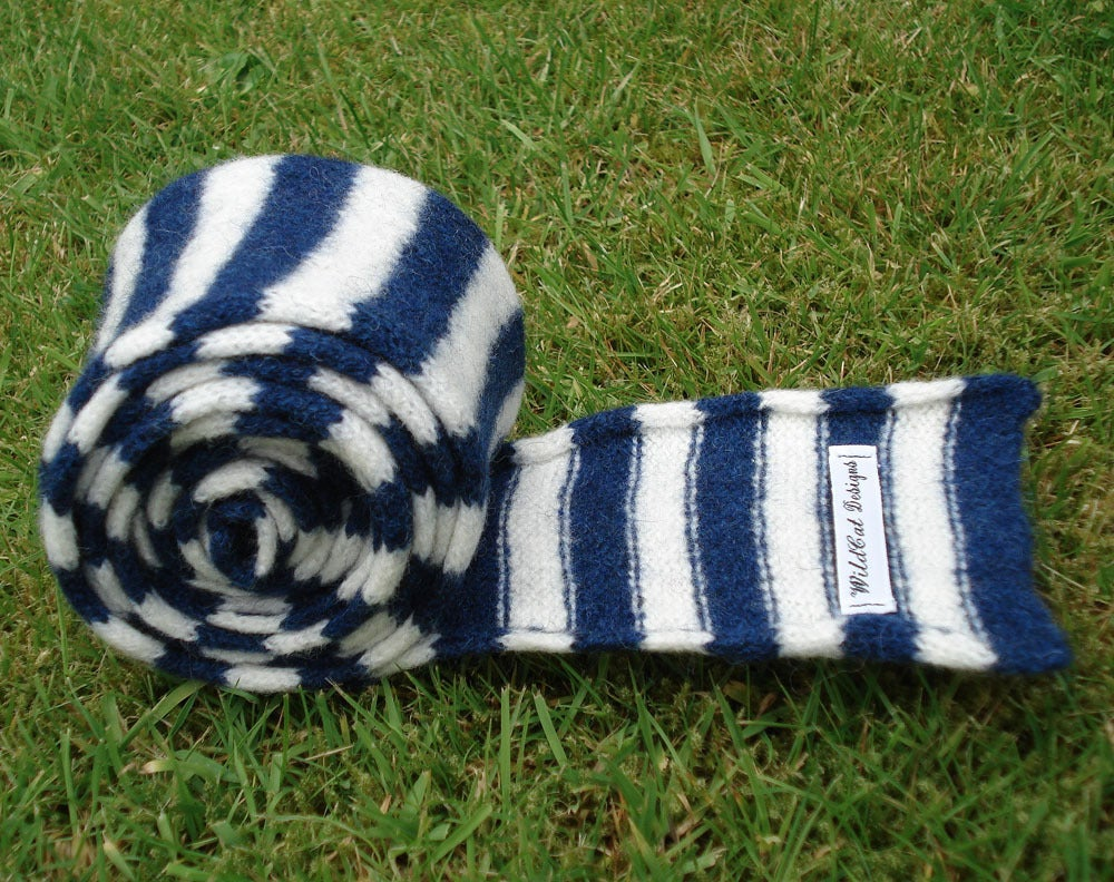 Image of Breton Stripe Scarf