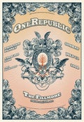 Image of One Republic - Fillmore, San Francisco, Concert Poster