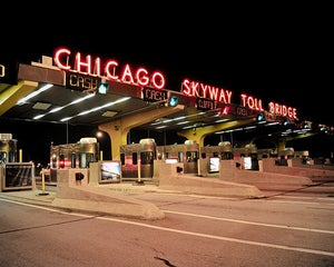 Image of There's a light on in Chicago and I know I should be home