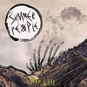 """Image of Summer People """"TEAMWORK""""  12"""" Vinyl"""