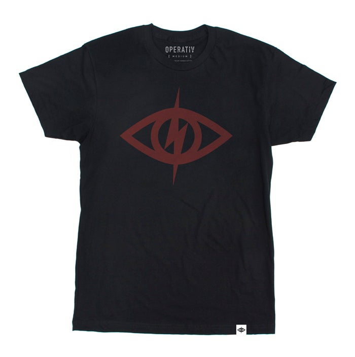 Image of THIRD EYE [ black ]
