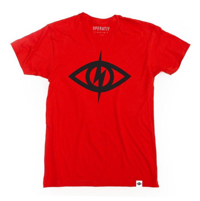 Image of THIRD EYE  [ red ]