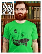 Image of Beard on Board (green)
