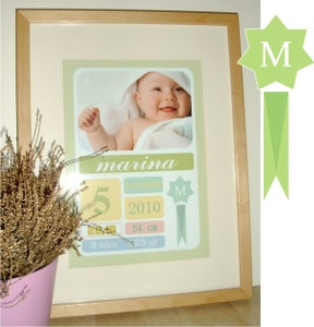 Image of certificado nacimiento- condecoración