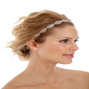 Image of READY TO SHIP - #074 - BEST SELLER - Poppy Single Headband