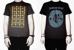 Image of Ashes / Compass Tees