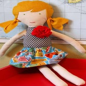 "Image of Large Doll- ""Jane"""