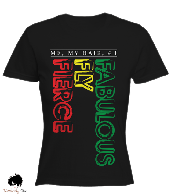 Image of Fierce.Fly.Fabulous 2.0 (Black)