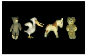 "Image of ""Bear, Pelican, Pony, Bear"" by Claire Rosen"