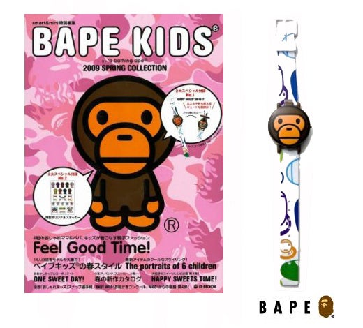 Image of A Bathing Ape | Bape Kids 2009 Spring Catalog