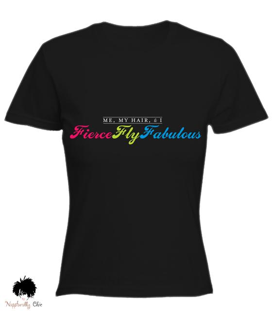 Image of FierceFlyFab (revamp - Black)