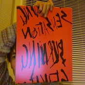 Image of Burning Sensation - 'Burning Sensation' 12""