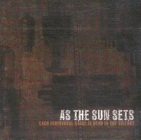 Image of As The Sun Sets