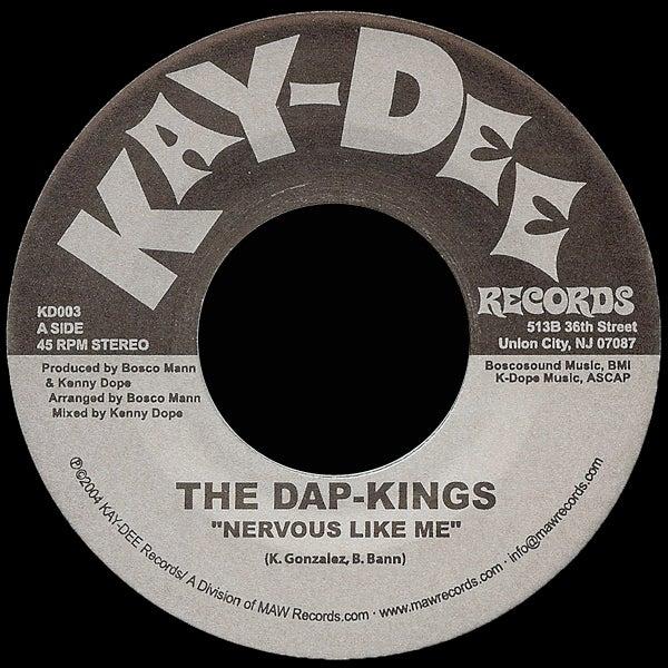 Image of KD003-THE DAP KINGS