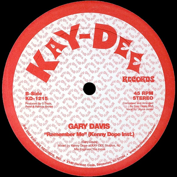 Image of KD1215-GARY DAVIS