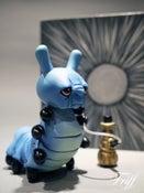 Image of Blue Dunnypillar