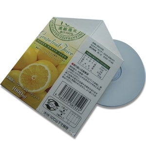 Image of BCOME a CD CASE