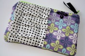 """Image of """"Lucy"""" Zippy Pouch"""