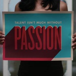 Image of Passion Poster