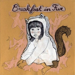 Image of Breakfast In Fur - <i>S/T</i> EP 10""