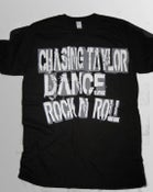 "Image of Black ""CHASING TAYLOR DANCE ROCK N ROLL"""