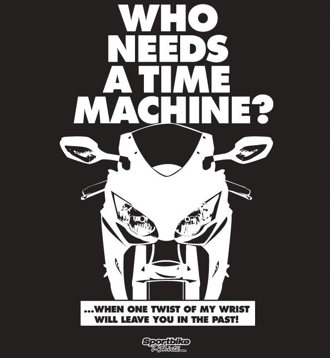 Image of Time Machine T-Shirt