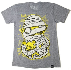Image of Mummy with Stinky Teddy Unisex Tee