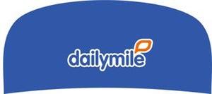 Image of Blue dailymile Headband