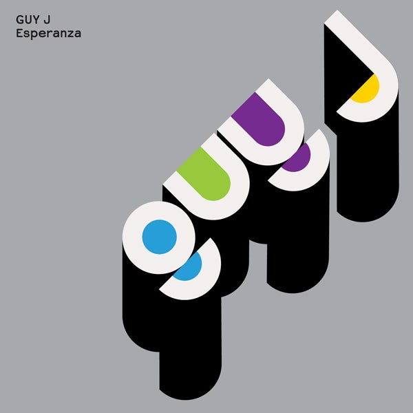 Image of Guy J - Esperanza - Limited Edition CD Repress