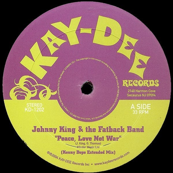 Image of KD1202-JOHNNY KING