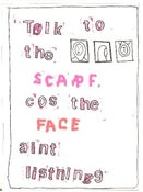 Image of Talk to the Scarf