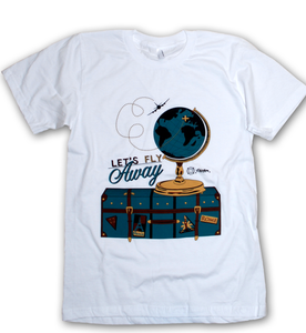 Image of Let's Fly Away T