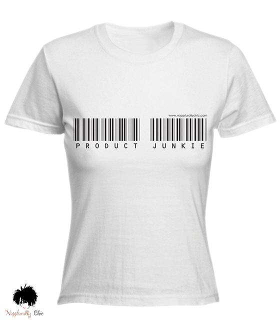 Image of Product Junkie (White)