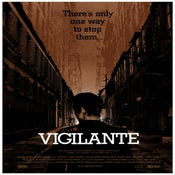 Image of Vigilante film poster Alamo Drafthouse