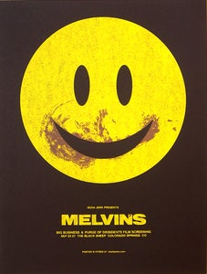Image of The Melvins poster