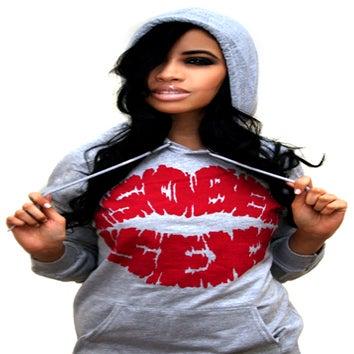 Image of Lips Logo (Hoodie)