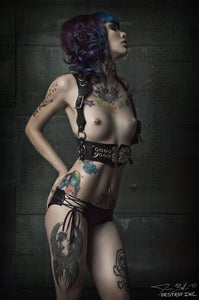 Image of Nudity and Tattoos