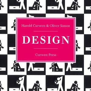 Image of Design: Harold Curwen & Oliver Simon, Curwen Press
