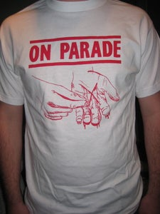 Image of ON PARADE shirt