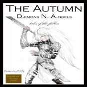 "Image of ""The Autumn, D.emons N. Angels"" graphic novel by Pan, the gypsy"
