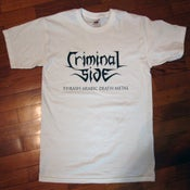 Image of T-Shirt White