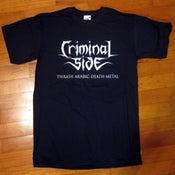 Image of T-Shirt Black