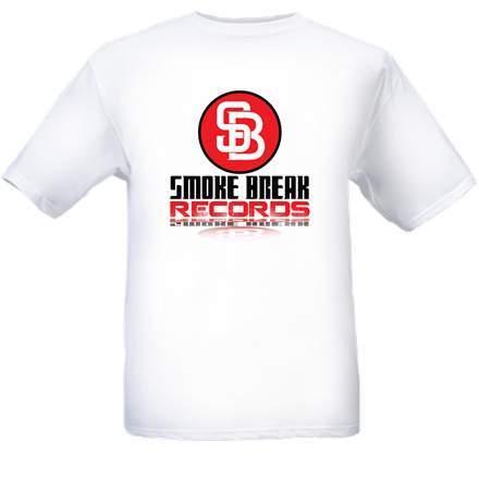 Image of Smoke Break Logo Shirt