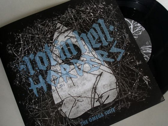 Image of HORDERS/ROT IN HELL split 7""