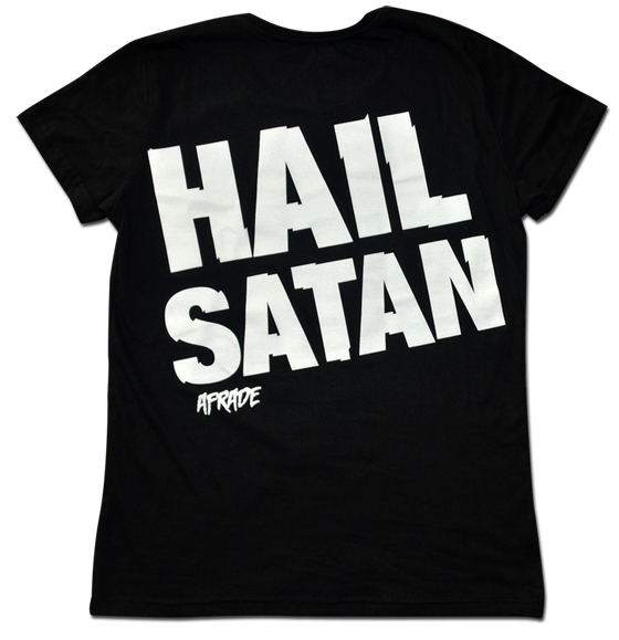 Image of Girls Satan Tee