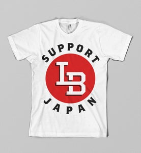 Image of Support Japan Tee